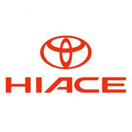 free vector Hiace
