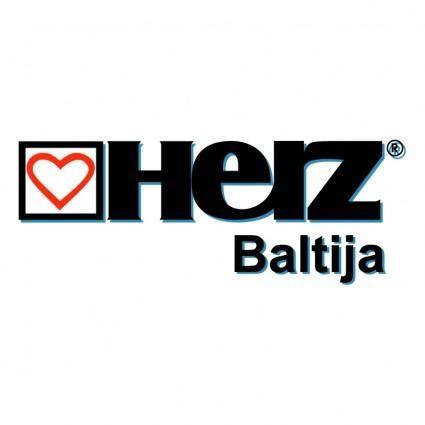 Herz baltija