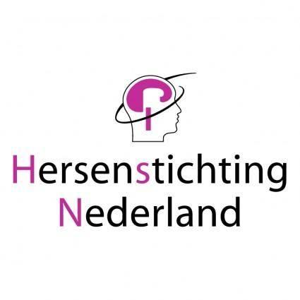 free vector Hersenstichting nederland