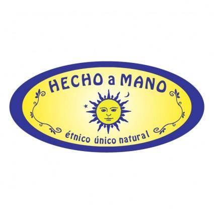 free vector Hecho a man