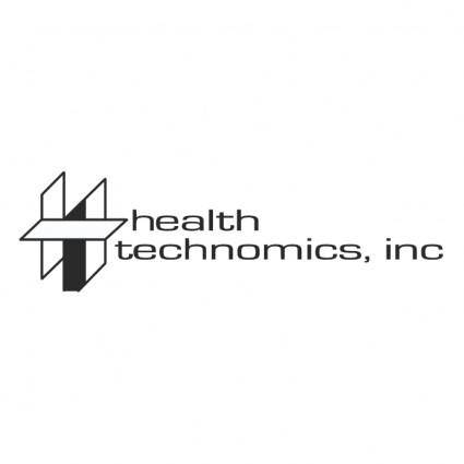free vector Health technomics