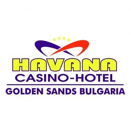 free vector Havana casino hotel