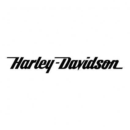free vector Harley davidson 10