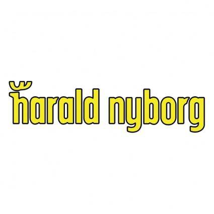 Harald nyborg