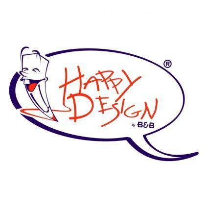 free vector Happy design