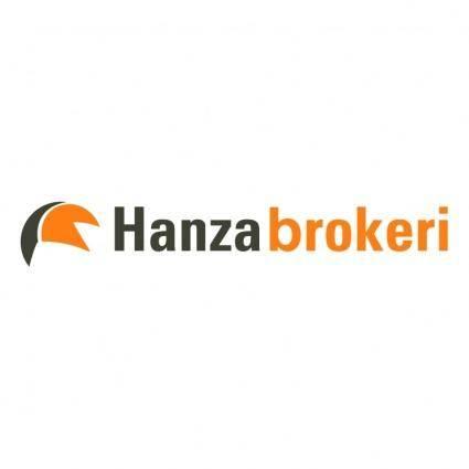free vector Hanza brokeri