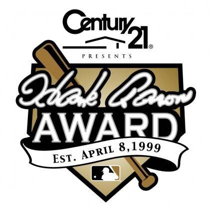 Hank aaron award