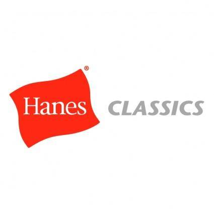 Hanes classics