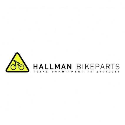 free vector Hallman bikeparts