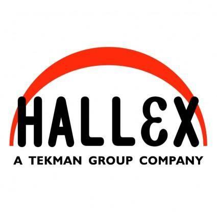 free vector Hallex