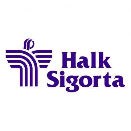free vector Halk sigorta
