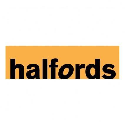 free vector Halfords 0