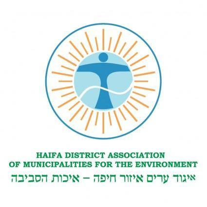 free vector Haifa district association