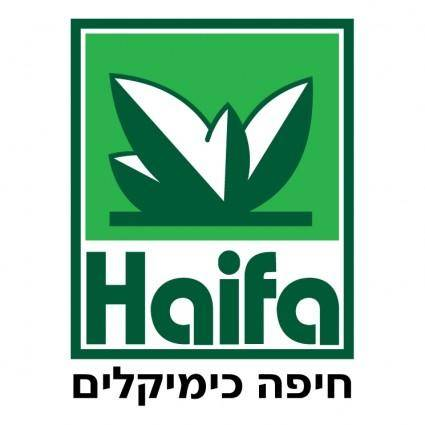 free vector Haifa chemical