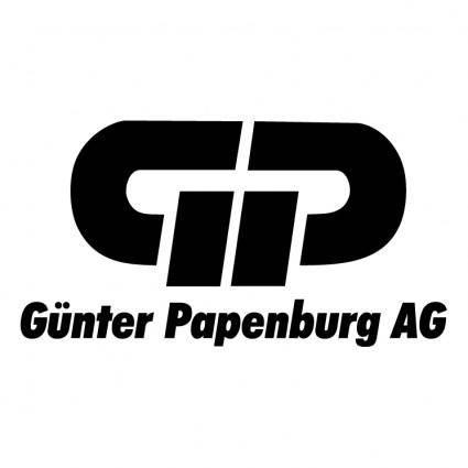 free vector Gunter papenburg