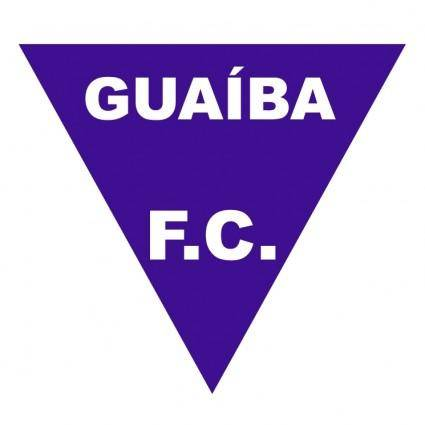 free vector Guaiba futebol clube de guaiba rs