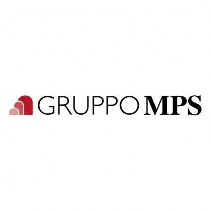 free vector Gruppo mps