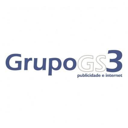 free vector Grupo gs3