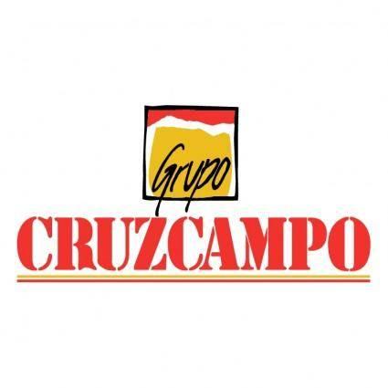 free vector Grupo cruzcampo