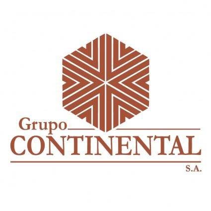 free vector Grupo continental