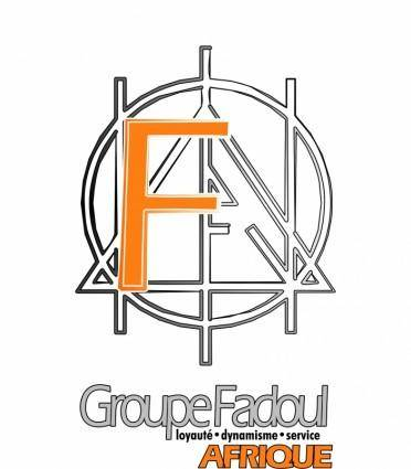 free vector Groupe fadoul afrique