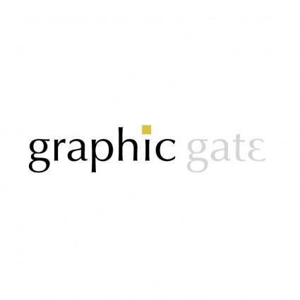 Graphic gate