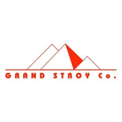 free vector Grand stroy