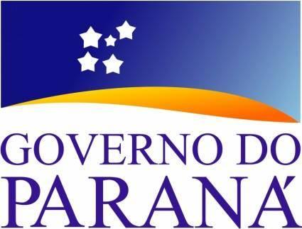 free vector Governo do parana