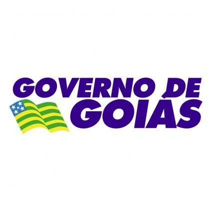 free vector Governo de goias