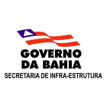 free vector Governo da bahia