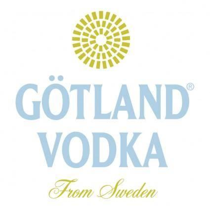 Gotland vodka