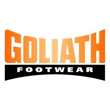 free vector Goliath footwear
