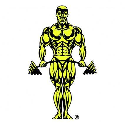 free vector Golds gym 2