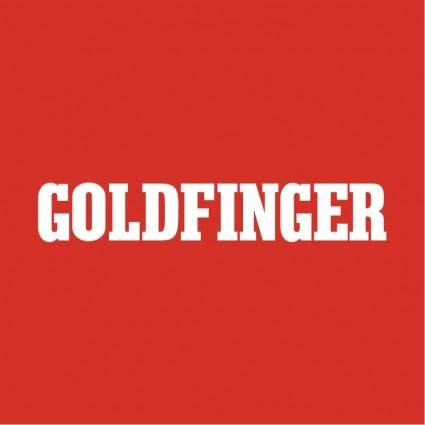 free vector Goldfinger