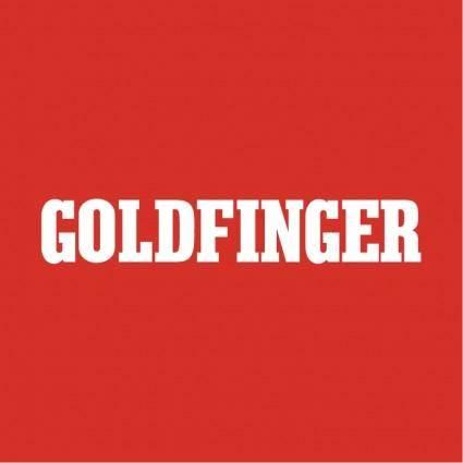 free vector Goldfinger