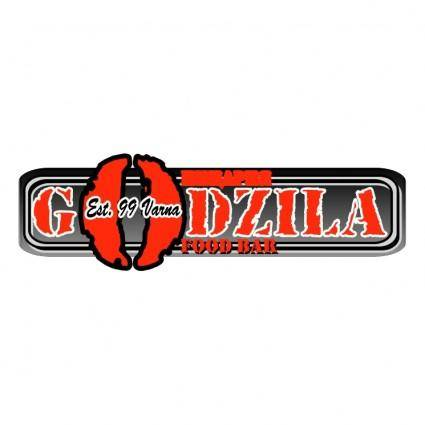 Godzila food bar