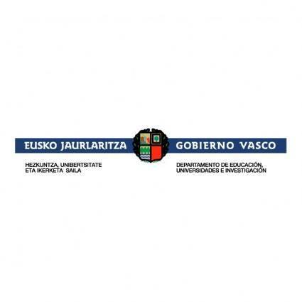 Gobierno vasco 1