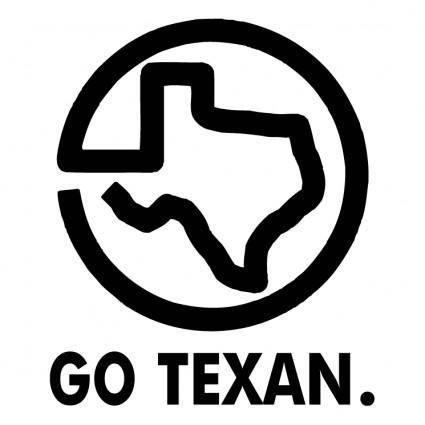 free vector Go texan