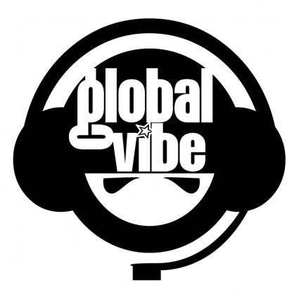 free vector Globalvibe network 0