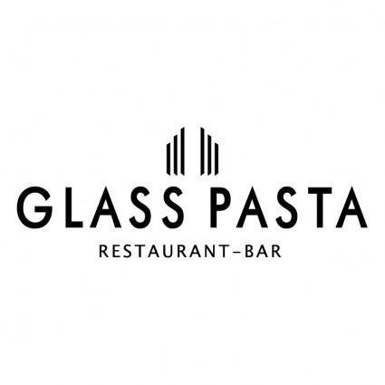 free vector Glass pasta