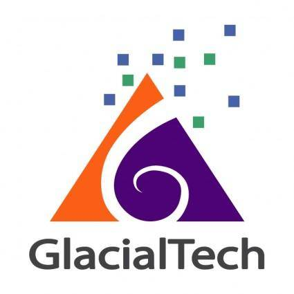 free vector Glacialtech