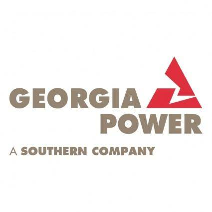 free vector Georgia power 0