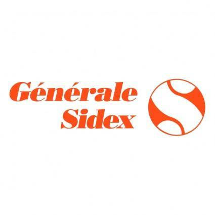 Generale sidex