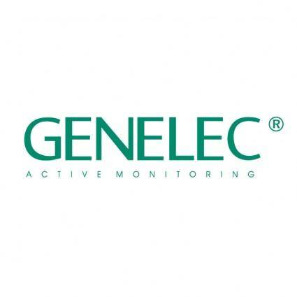free vector Genelec
