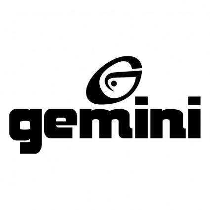free vector Gemini sound products corporation