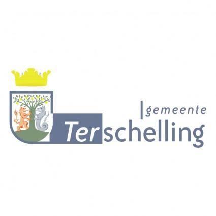 free vector Gemeente terschelling