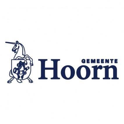 free vector Gemeente hoorn 0