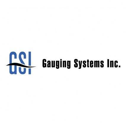free vector Gauging systems inc