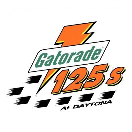 free vector Gatorade 125s