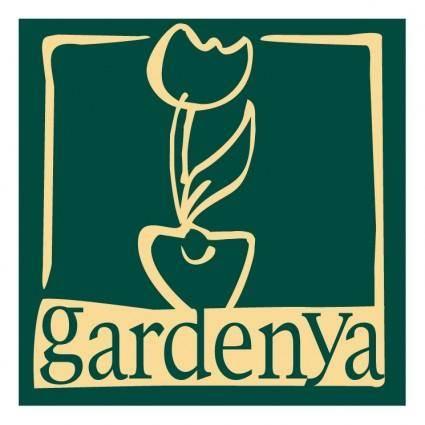 free vector Gardenya